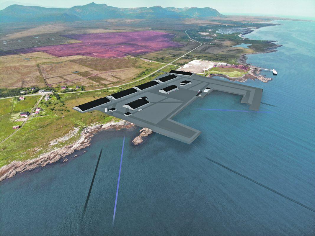 Andfjord Salmon vil skrive oppdrettshistorie