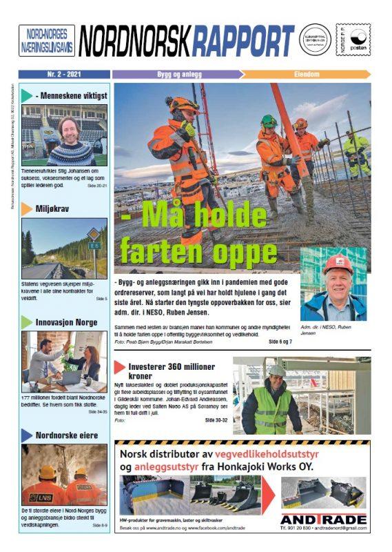 Nordnorsk Rapport 2-2021